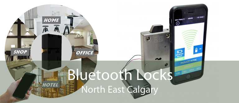 Bluetooth Locks North East Calgary