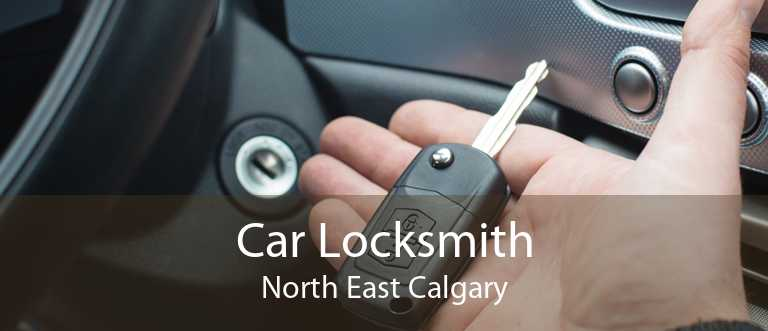 Car Locksmith North East Calgary