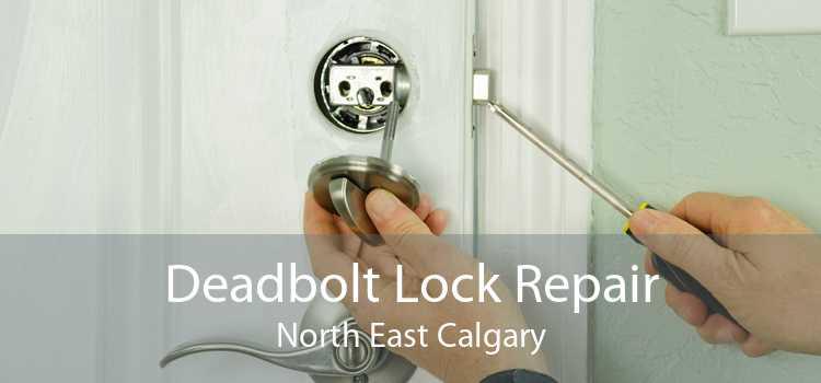 Deadbolt Lock Repair North East Calgary