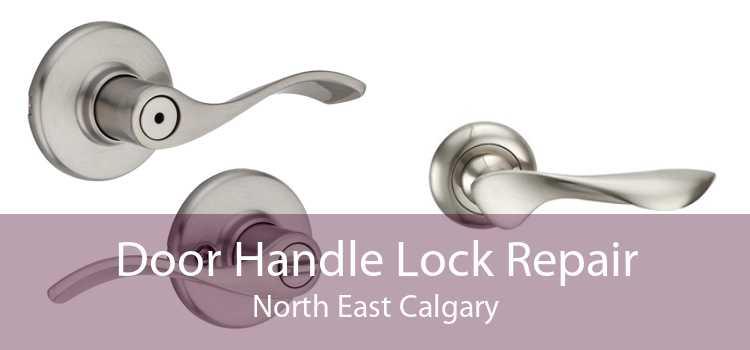 Door Handle Lock Repair North East Calgary