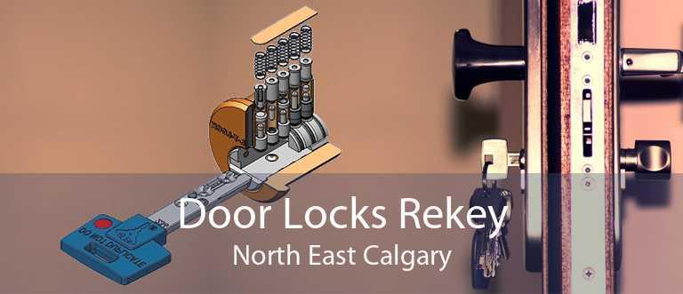 Door Locks Rekey North East Calgary