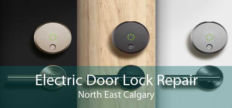 Electric Door Lock Repair North East Calgary