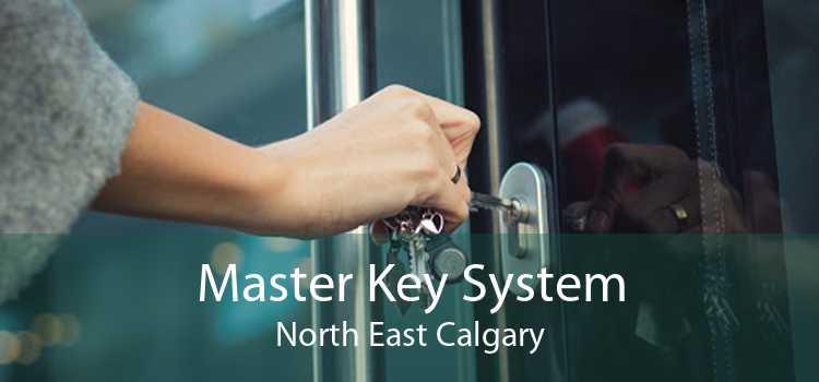 Master Key System North East Calgary